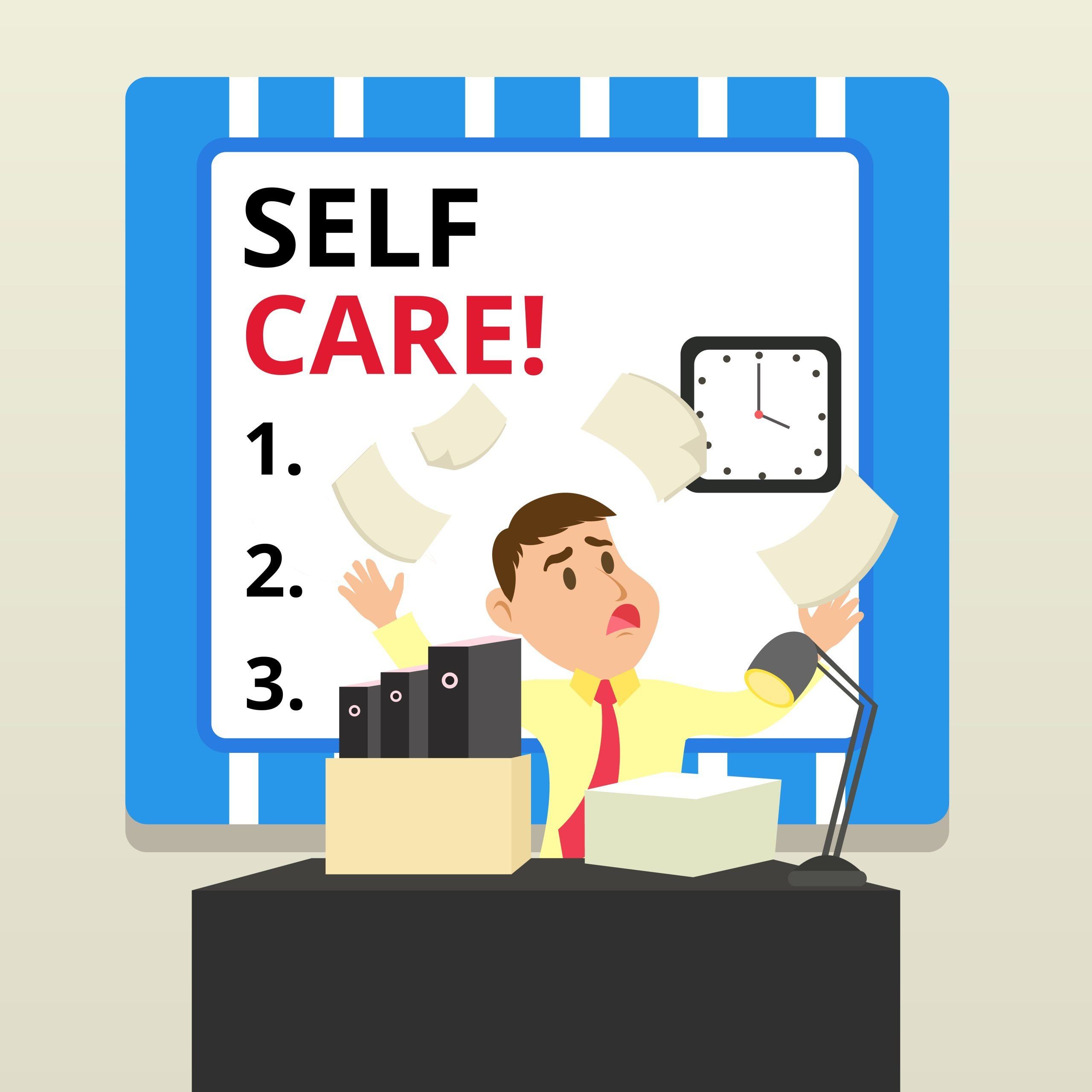 3 MISCONCEPTIONS ABOUT EDUCATOR SELF-CARE: Teachers are not to blame for experiencing burnout